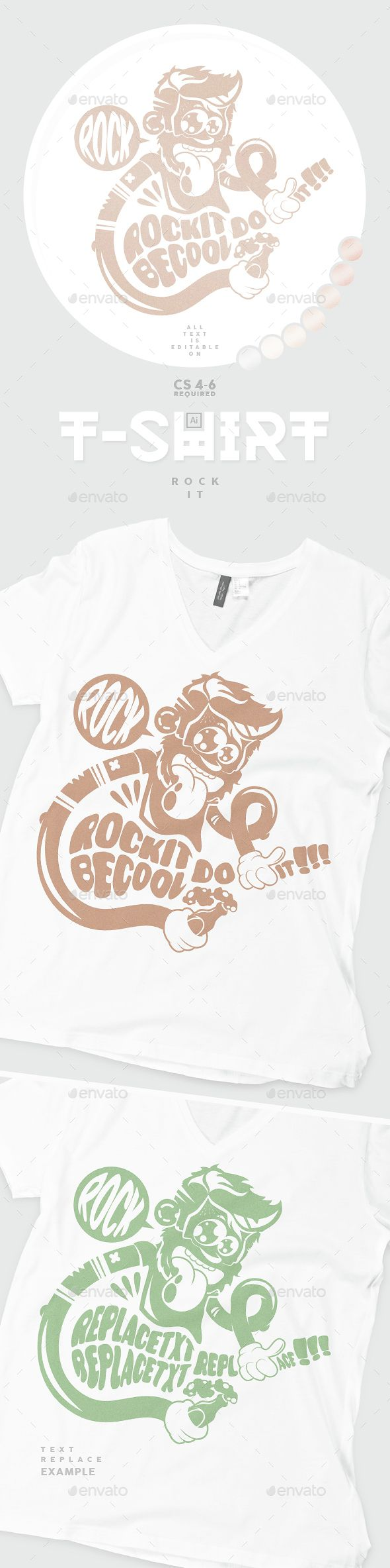 White t shirt eps - Rock It Tshirts Vector Eps Guitar Beer Available Here Https