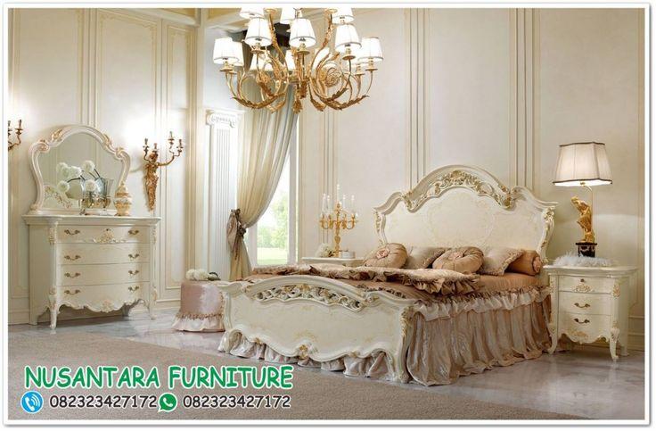 Set Kamar Tidur Vittoria Luxury Terbaru