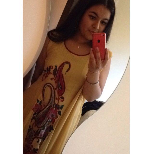 Indian attire.