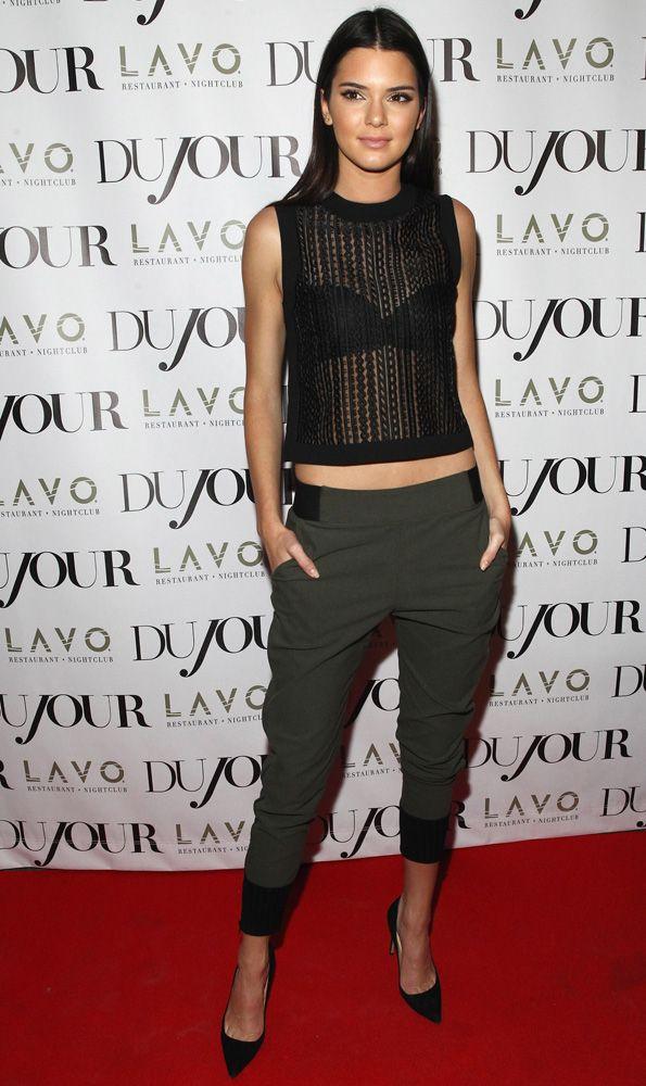 Look of the Day: Kardashian-Schwester Kendall Jenner   GRAZIA Deutschland