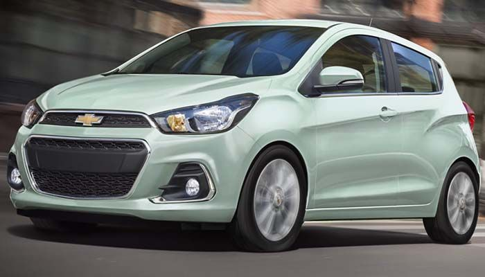 2018 Chevrolet Spark Review With Images Chevrolet Spark