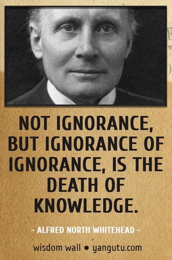 alfred north whitehead quotes - photo #26