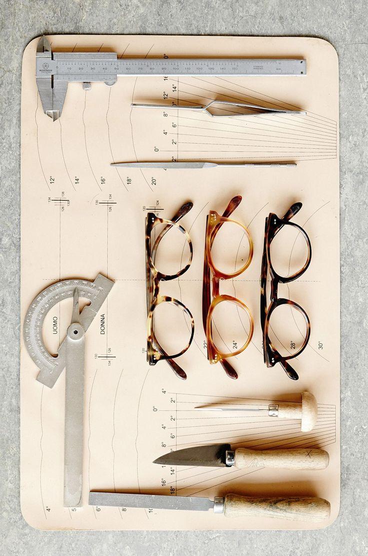 Oliver Peoples Eyewear.