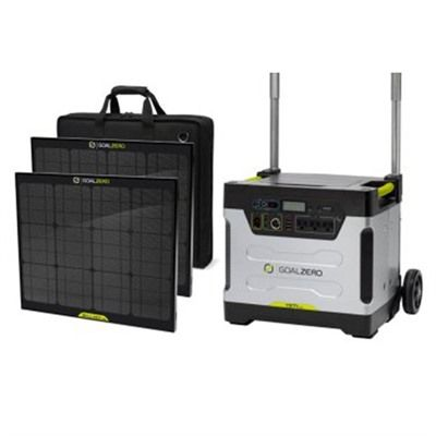 Yeti 1250 Solar Recharging Kit Brownells For The Home
