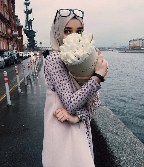 รูปภาพ hijab, beautiful, and alexandra golovkova