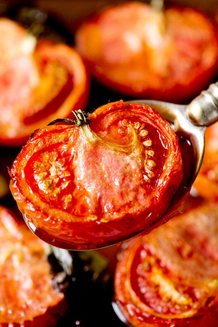 Roasted Winter Tomatoes Recipe - NYT Cooking