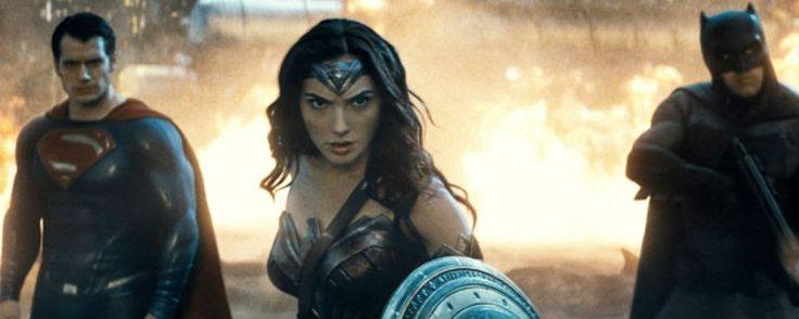'Wonder Woman': El gesto de Diana en 'Batman v Superman' que cobra sentido después de ver su película en solitario