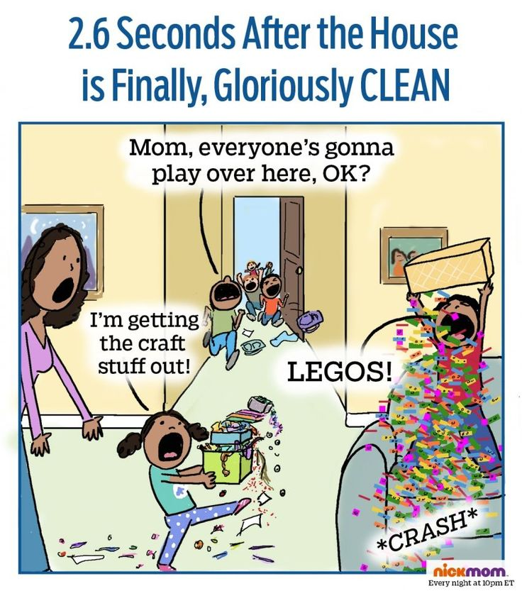 Clean Your House Meme