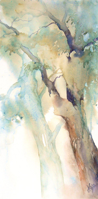 Watercolor artist magazine palm coast fl - Mashami Watercolor Www Seedingabundance Com Http Www Marjanb Myshaklee