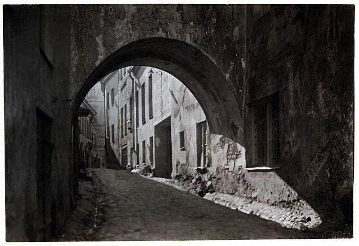 Сказки старого Вильнюса, Jan Bulhak