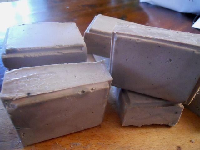 sapone pasta di cenere