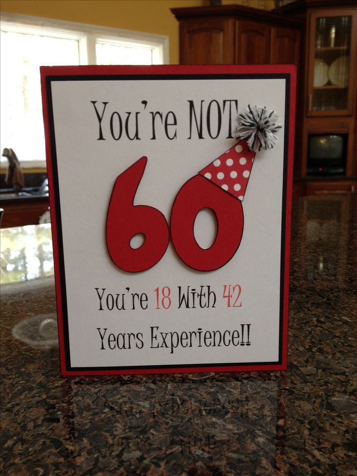 25 best ideas about 60th birthday presents on pinterest for What should you get a guy for his birthday