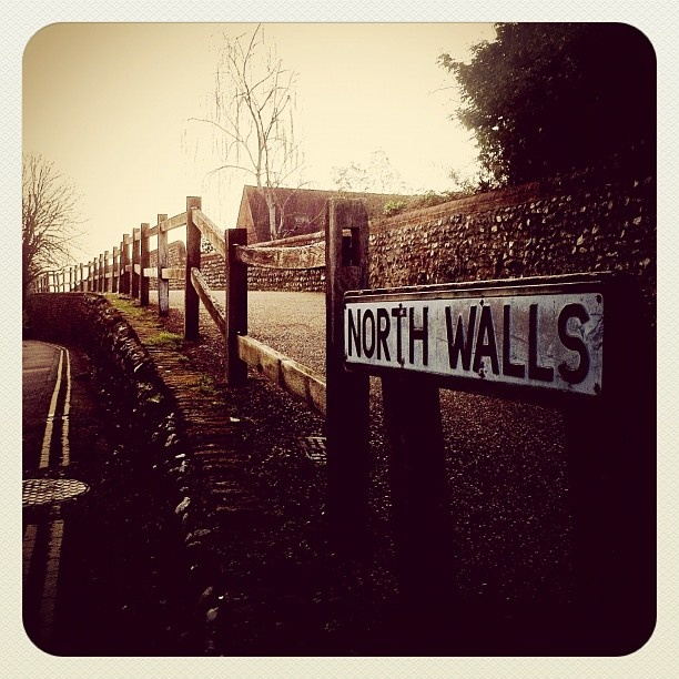 North Walls #chichester - @mikekus | Webstagram
