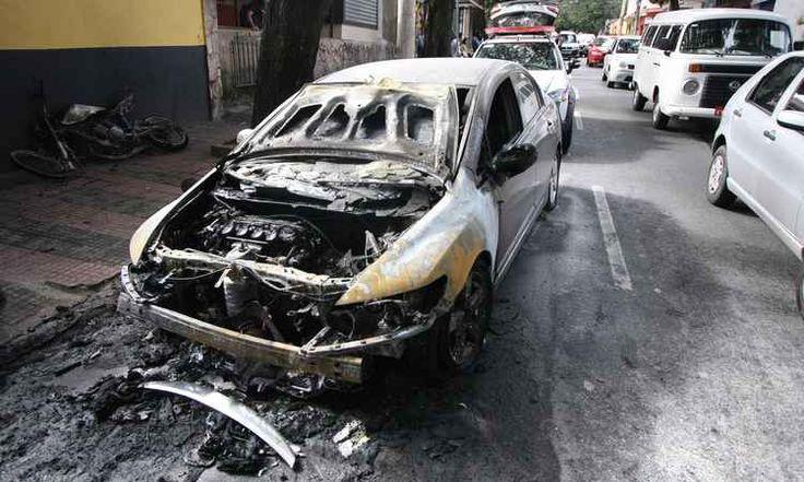 Motoqueiro envolvido em acidente é suspeito de ao menos cinco roubos na Serra