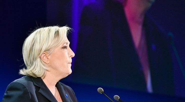 Almost everyone in French politics is working to stop Madame Marine Le Pen from becoming the President of the Republic - Vox