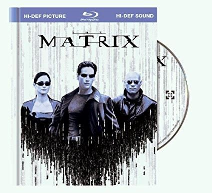 Keanu Reeves & Laurence Fishburne & Andy Wachowski & Larry Wachowski-The Matrix