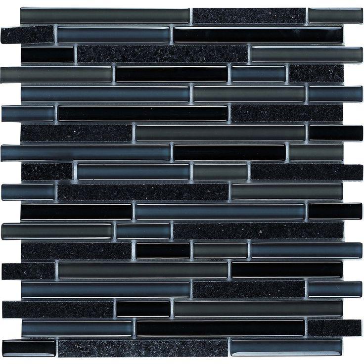 Splashback Tile Tectonic Harmony Green Quartz Slate And: 236 Best Tile & Stone Images On Pinterest