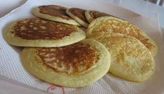 Panqueca Dukan Ingredientes: . 1 1/2 colher de sopa rasa de farelo de aveia . 1 ovo (se quiser uma panqueca maior, 1 ovo + 1 clara) ...