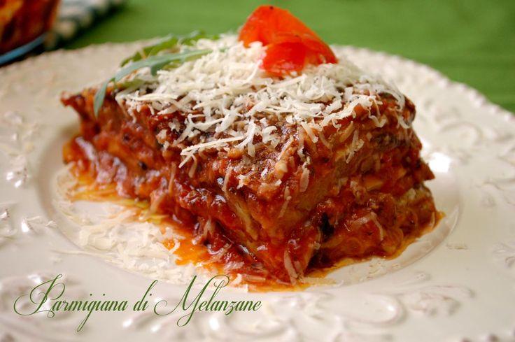 Parmigiana di melanzane - Retete culinare by Teo's Kitchen