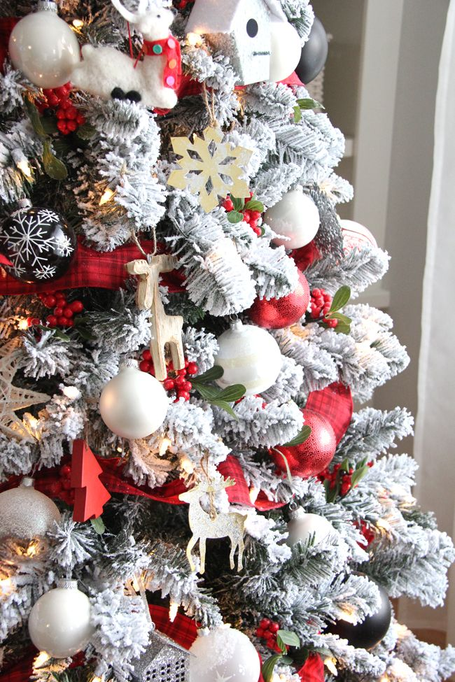 best 25+ white christmas trees ideas on pinterest | white