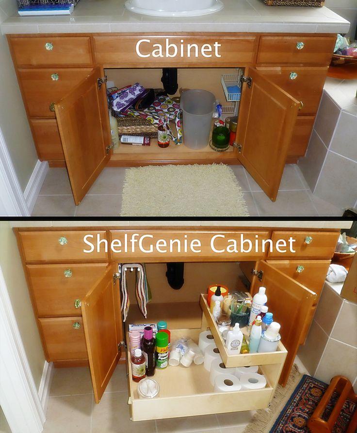 Best 25 Under Bathroom Sink Storage Ideas On Pinterest Bathroom Sink Organization Bathroom Sink Storage And Under Sink Storage
