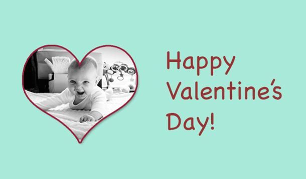 Make personalized Valentine's Day cards for your kids and their friends with this free downloadable template and video tutorial.