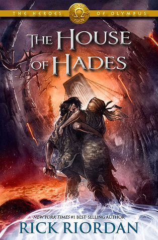 Rick Riordan - The Heroes of Olympus, #4: The House Of Hades (2013)