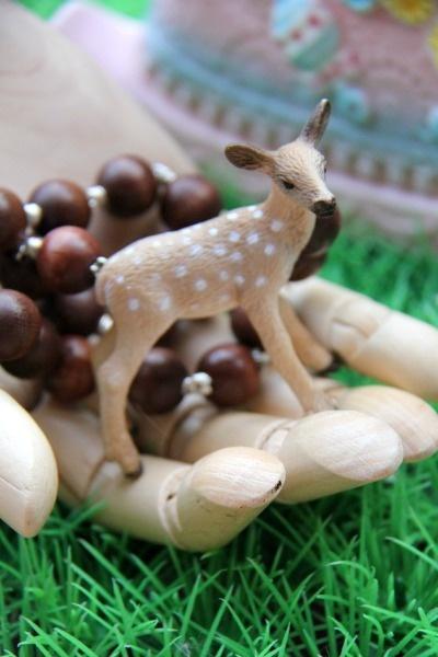 Funky Homo sapiens Bambi- Necklace