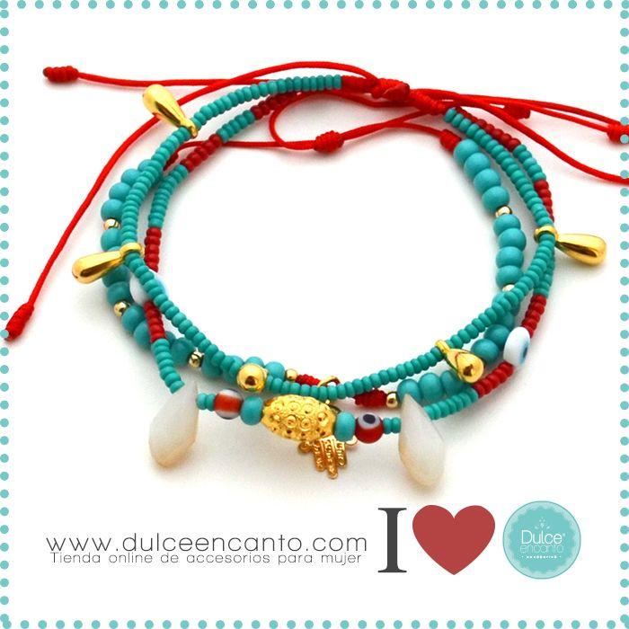 www.dulceencanto.com Tienda online de accesorios para mujer #accesorios #aretes #collares #pulseras #bolsos #moda #colombia