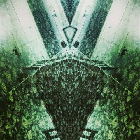 #Psycedelic #art #floor #mirroreffect #techno #techhouse #minimalmusic #dub #technoculture #dj #wired