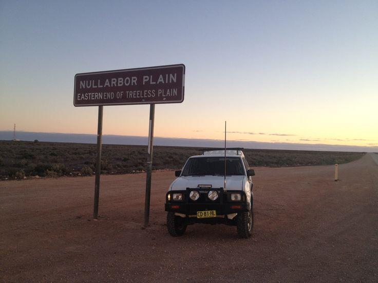 #aussie #outback #nullarbor #D21