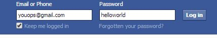 Forgotten your Facebook password and it is Saved in Your Browser Don't Worry You can get that Follow the Steps given Below: View Facebook Or Other Saved Passwords in Chrome So They are 3 Methods to View Saved Passwords in Chrome. Method 1 Only to View Saved Passwords on Facebook If you Saved Your Password …