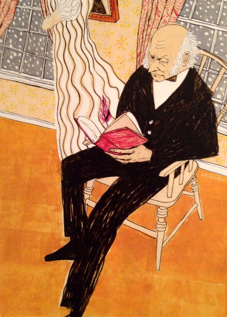 Leslie Herman New Yorker illustration Illustration