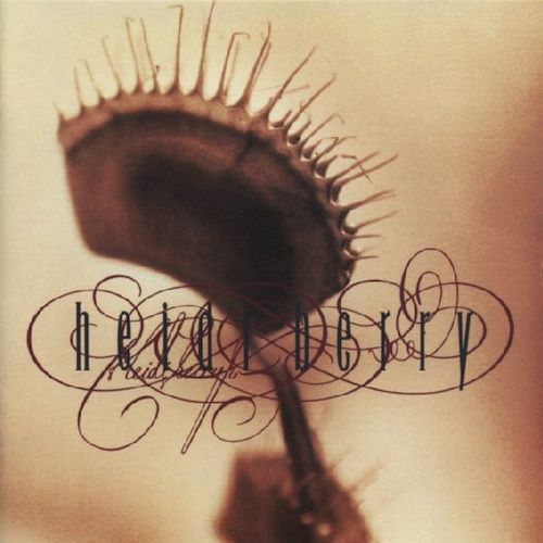 "CvA273. Heidi Berry - ""Heidi Berry"" by Vaughan Oliver & Chris Bigg / 4AD 1993 / CAD 3009 / #Albumcover"