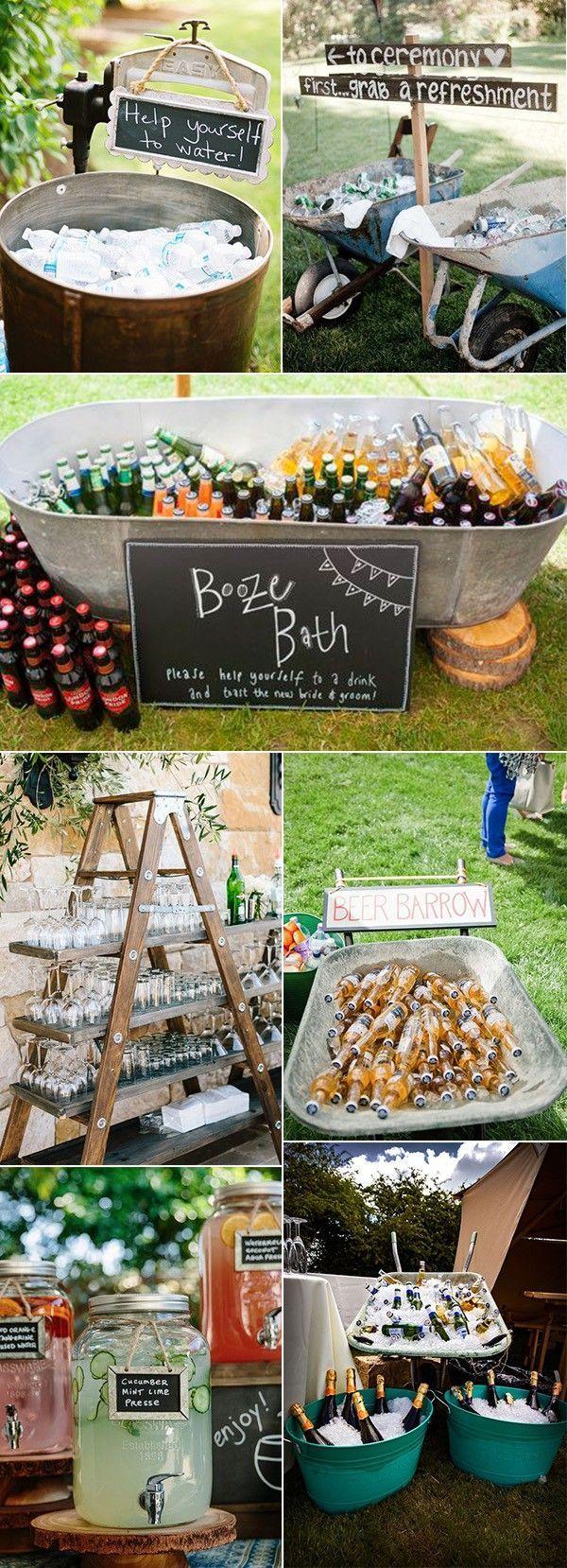 30+ atemberaubende Hochzeitsideen im Freien zu lieben – Seite 2 von 2 outdoor wedding