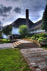 Ruysdaelschool  architect: W.M. Dudok