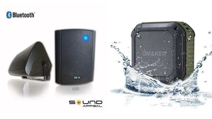 Top 5 Best Outdoor Speakers Reviews 2017 Best Outdoor Wireless Speakers