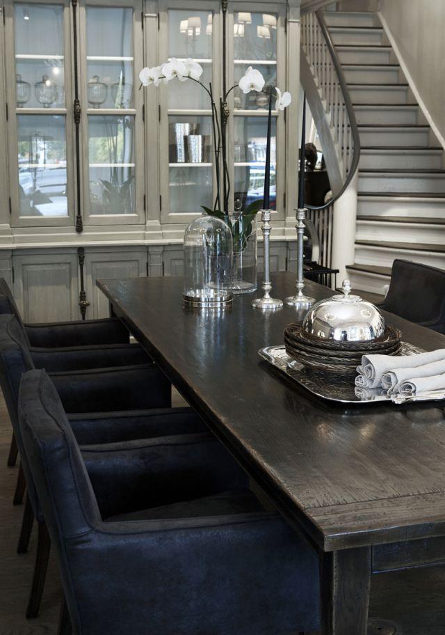 Spiseborde, spisebord, massivt træ, runde borde, træborde ...