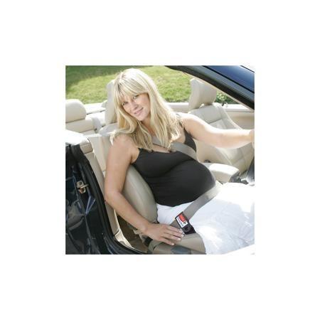 - Автомобильный ремень для беременных, Clippasafe, черный  — 3040р.  Ремень безопасности Clippasafe предназначен для женщин на сроке от 2-х месяцев до окончания беременности. Защищает плод ребенка при ударе в случае аварии, снижая вероятность выкидыша на 50%.  Ремень представляет из себя специальную подушку, к которой специальными липучками-зажимами прикрепляется стационарный ремень безопасности. Благодаря этому облегание живота идет в безопасном для ребенка месте ниже и выше расположения…