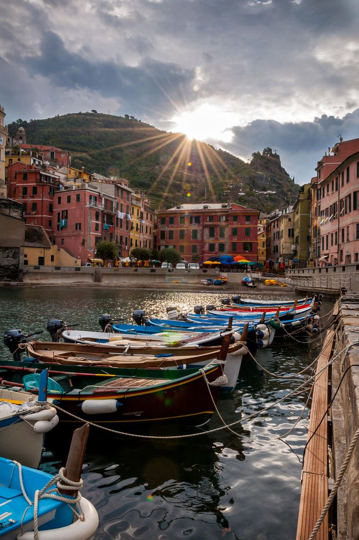 Vernazza by Brandon Donnelly on 500px