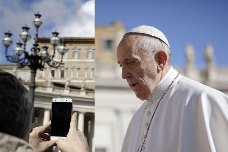 Pápež František po pravidelnej nedeľnej modlitbe Anjel Pána oslovil ľudí zhromaždených na preplnenom Námestí sv. … Čítať ďalej
