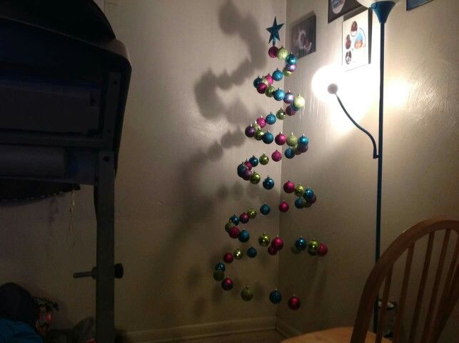 My Invisible Christmas tree!