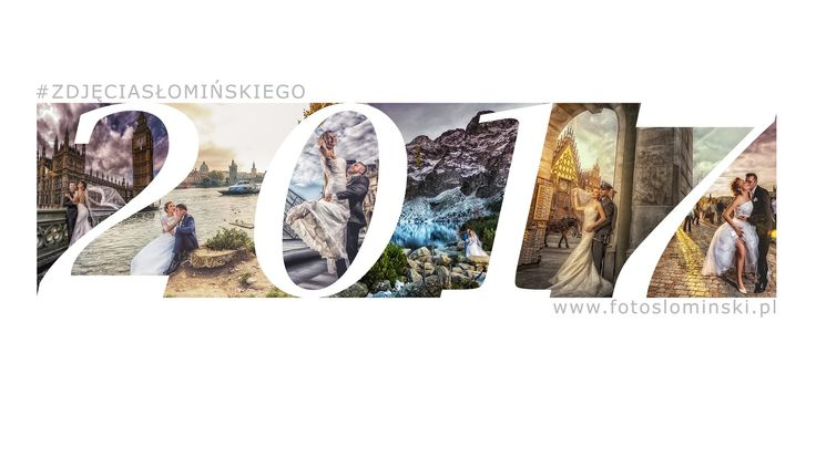 Rok 2017 - Nowe wyzwania i nowe zdjęcia ślubne- #ZdjęciaSłomińskiego - fotografia ślubna.   WWW  http://ift.tt/2aJYlYS  Instagram  http://ift.tt/1nUpLBn  FACEBOOK  http://ift.tt/2aU4cuJ  TWITTER:  http://www.twitter.com/fotoslominski