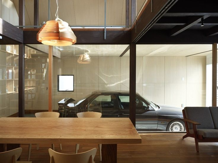 Nice house/garage project