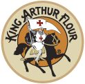 King Arthur Flour logo-                                    This site has great Thanksgiving and Christmas recipes!!