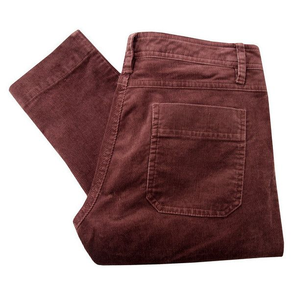 Sessun Bedford Street Bois De Rose Trousers ($200) ❤ liked on Polyvore