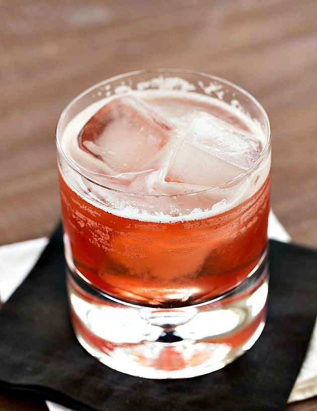 Wild Wild West Cocktail | www.thedrinkkings.com #cocktails #drinks