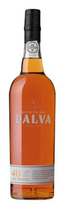 Dalva 40 Years Old Dry White. Gamme actuelle.