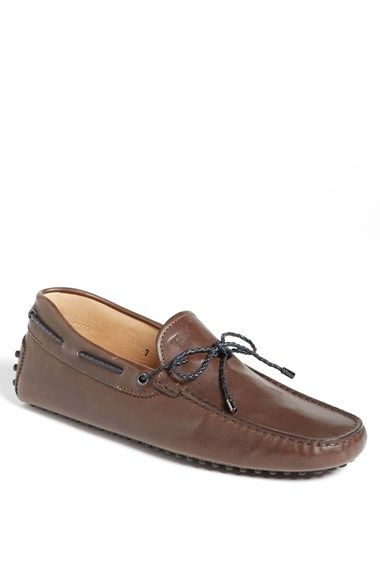 Tods Driving Shoe
