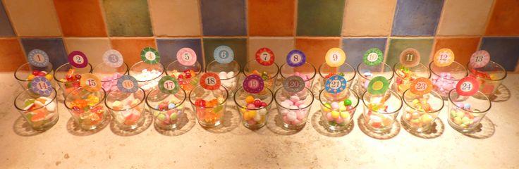 Adventi naptár édesszájúaknak